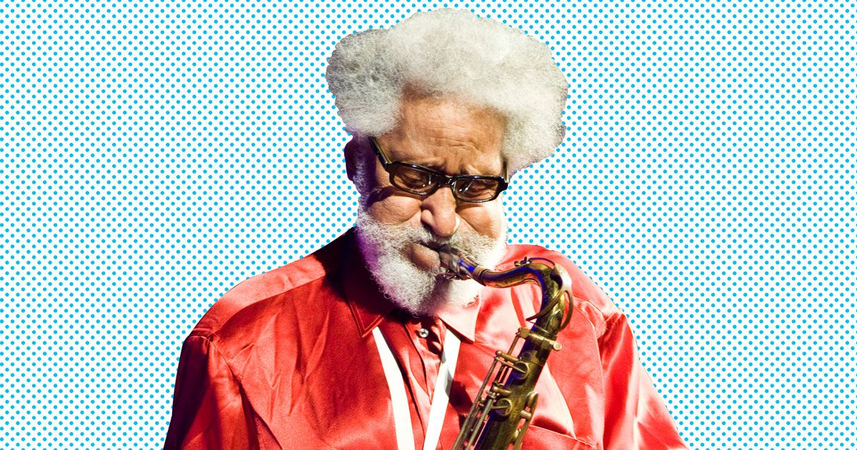 Jazz Legend Sonny Rollins on Retiring From Playing and His Legacy