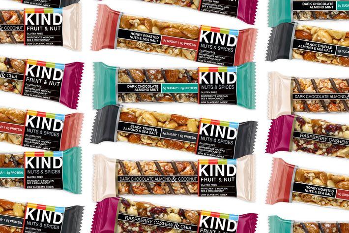 Kind bars.