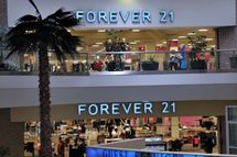 Jan. 15, 2011 - Modesto, California, U.S. - DEBBIE NODA/dnoda@modbee.com.The Forever 21 1st and 2nd floors entrances from inside the Vintage Faire Mall (1-15-11).  The store has plans for renovations. (Credit Image: ? Debbie Noda/Modesto Bee/ZUMAPRESS.com)