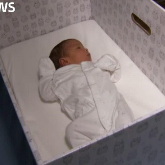 UK baby box