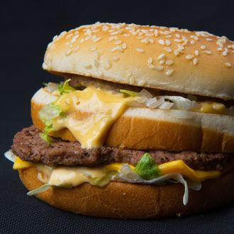 McDonald's Gets Serious About Serving Antibiotics-Free Beef