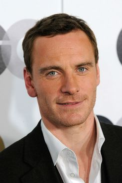 "Actor Michael Fassbender arrives at the 16th Annual GQ ""Men Of The Year"" Party at Chateau Marmont on November 17, 2011 in Los Angeles, California."