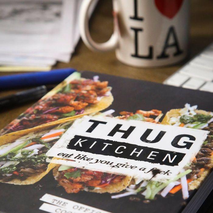 Uh, thug life?