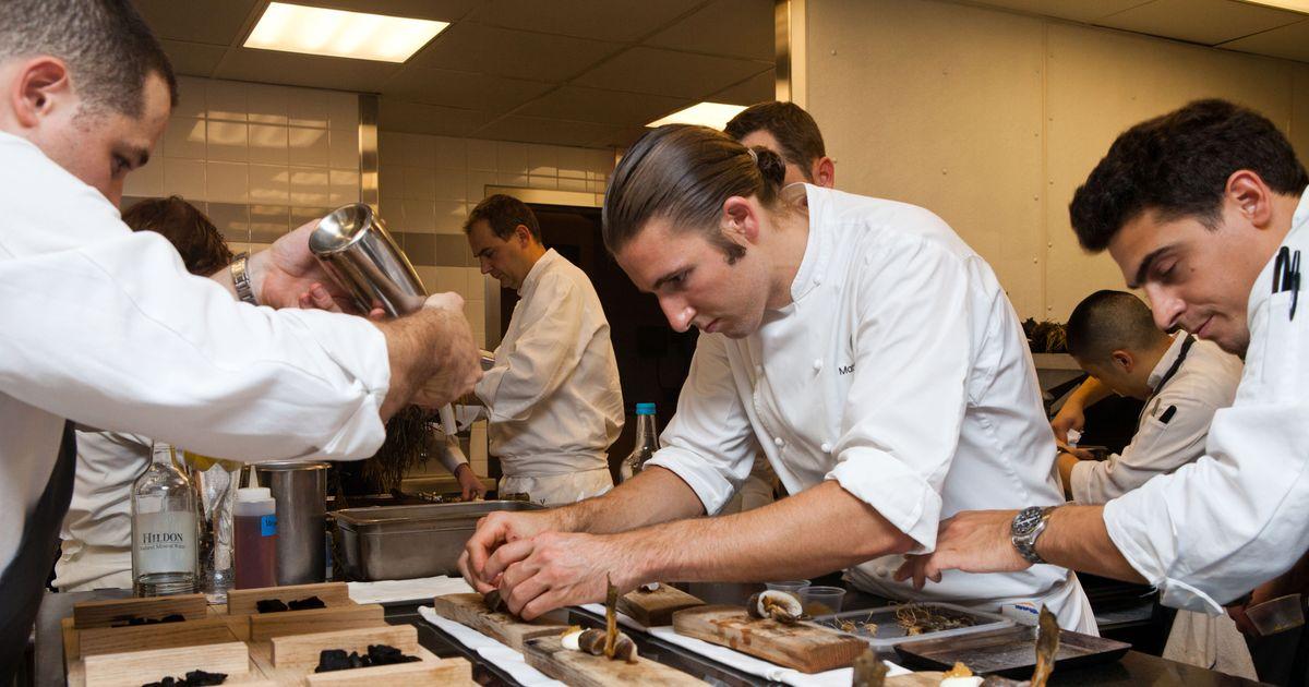 Matt Chasseur Steps Down As Alinea's Chef de Cuisine