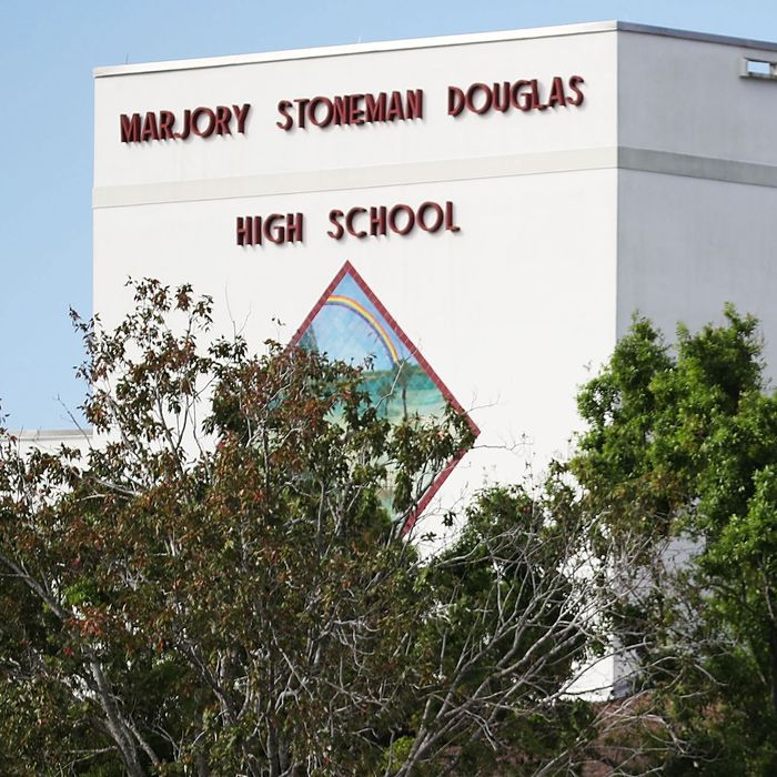 Marjory Stoneman Douglas's name adorns the high school where last week's deadly shooting took place.