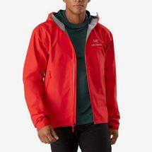Arc'teryx Zeta SL Rain Jacket, Red