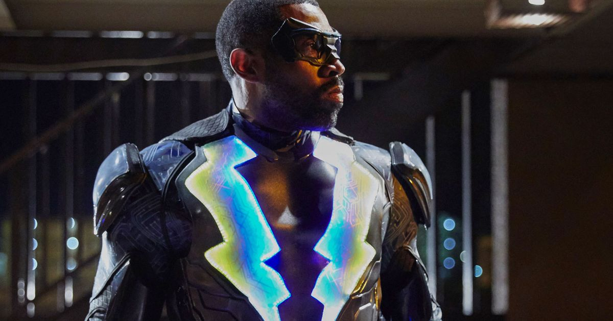 Black Lightning Is the Perfect Superhero Show for the Moment