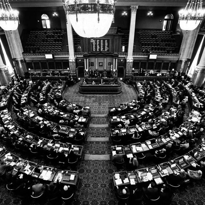 Iowa Senate.