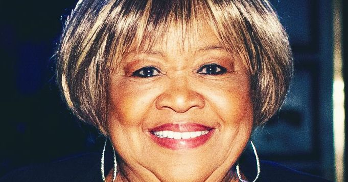 Mavis Staples Really Knows How to Take a Compliment