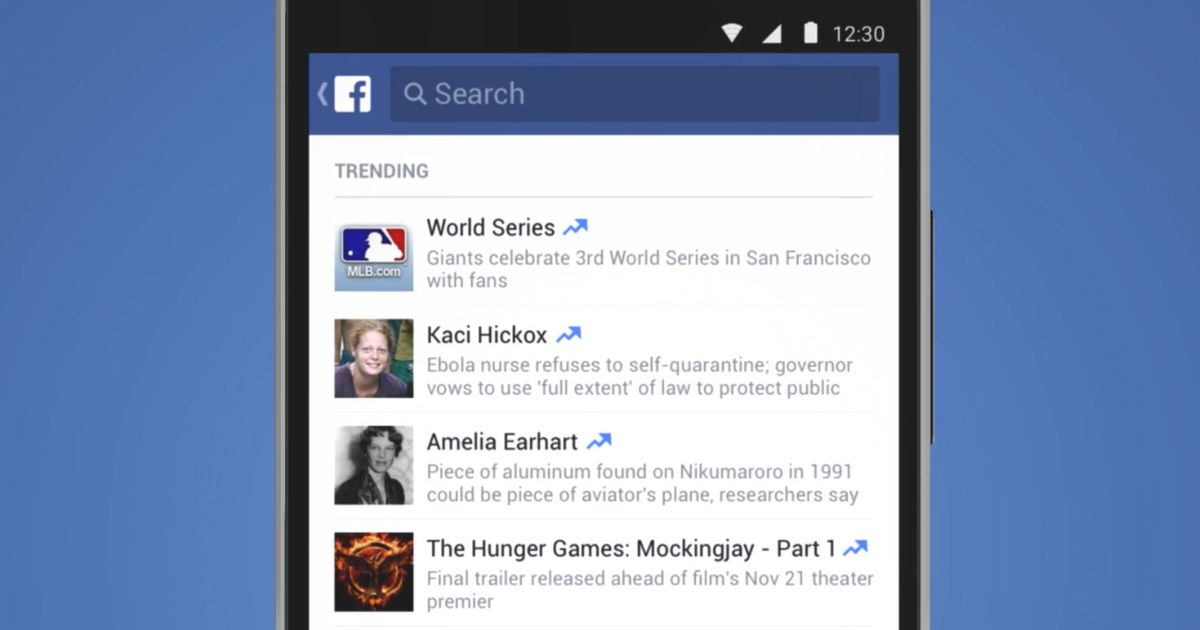 Facebook Takes Another Stab at Fixing Trending Topics