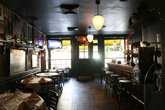 Elaine's Will Close Next Week