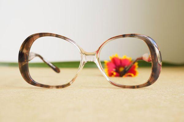 Etsy Vintage Eyeglasses 1970s Glasses