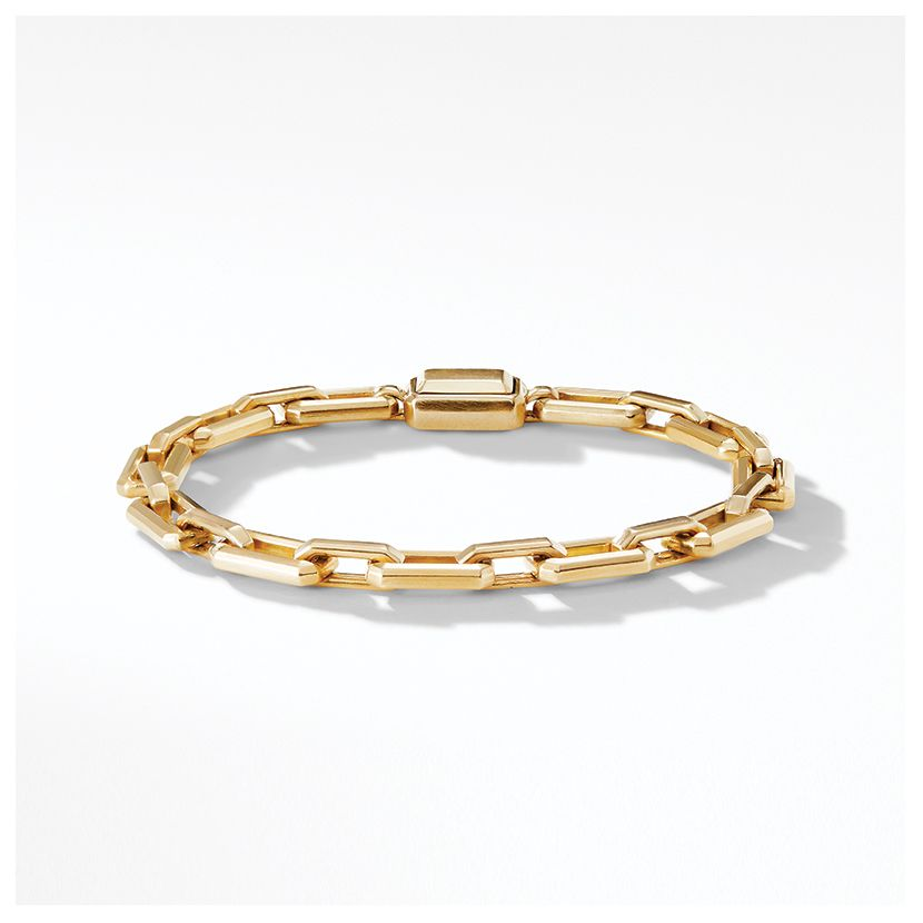 Novella Chain Bracelet in 18K Yellow Gold