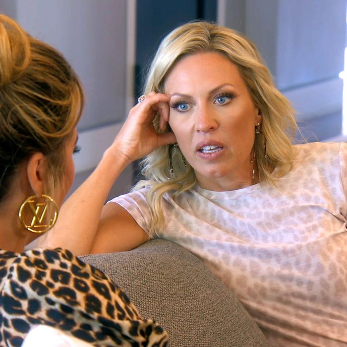Real Housewives of Orange County Recap: Pretty Ugly