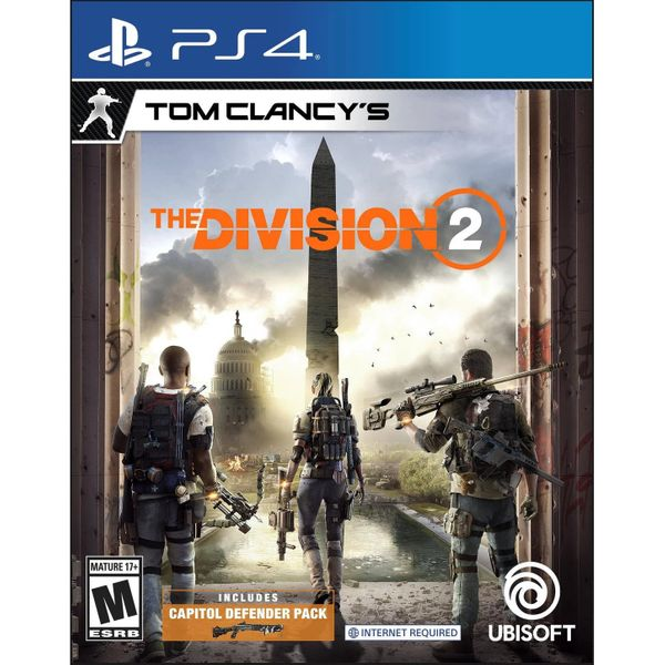 'Tom Clancy's The Division 2' — PlayStation 4