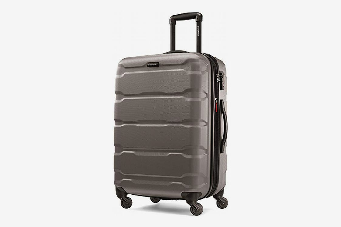 Samsonite Omni Expandable Hardside Luggage With Spinner Wheels - Checked-Medium