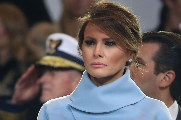 Melania Trump Is Reportedly 'Miserable' in First Lady Role