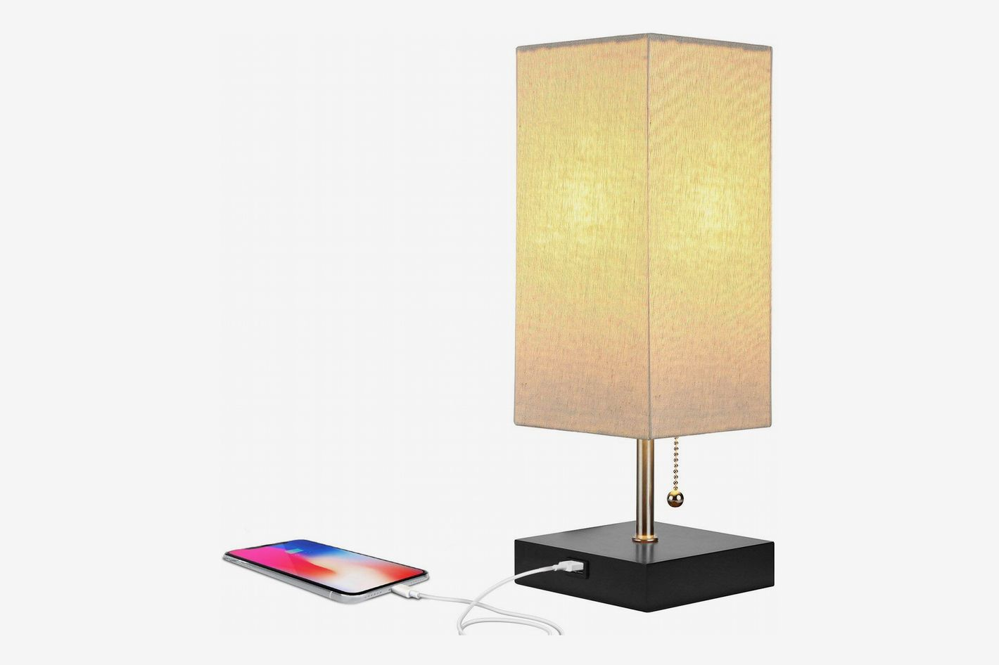 The 11 Best Bedside Lamps On Amazon 2018
