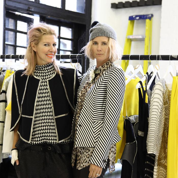 The designers of Sass & Bide.