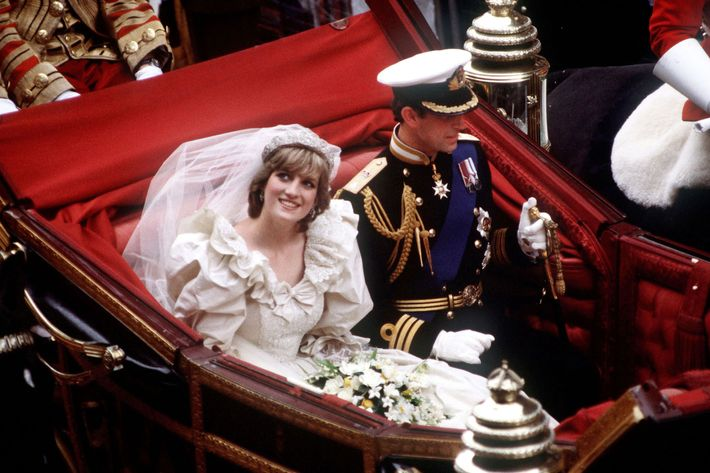 Princess Diana in the Spencer Tiara.