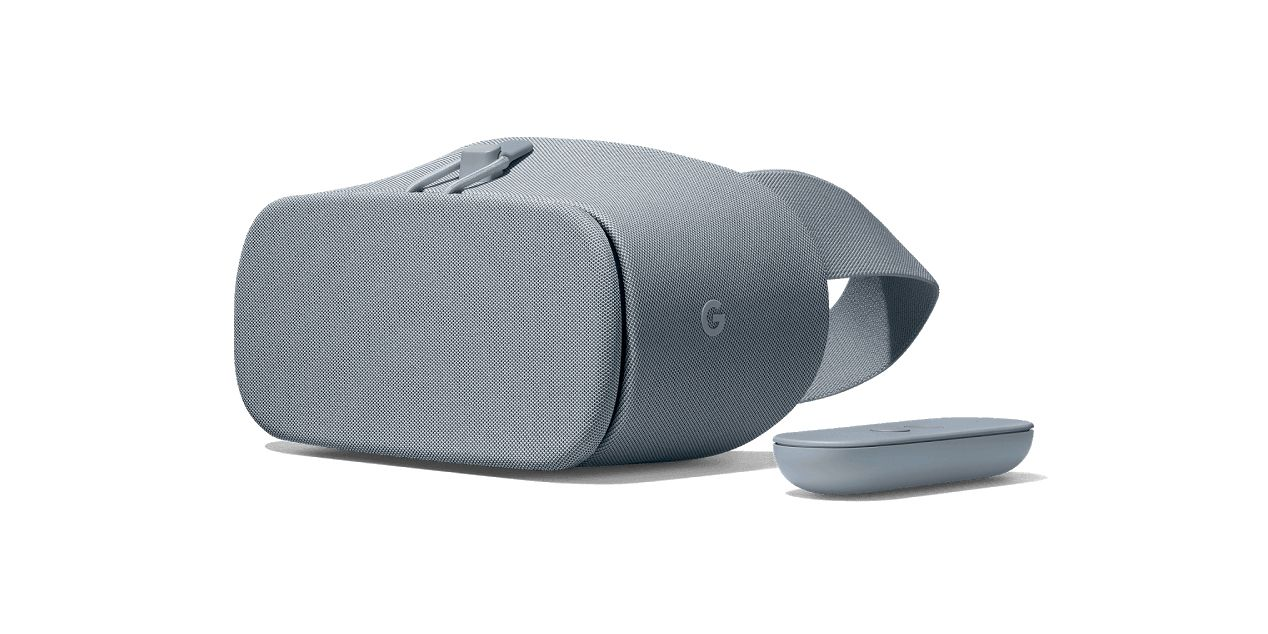 Google Daydream View — VR Headset (Slate)
