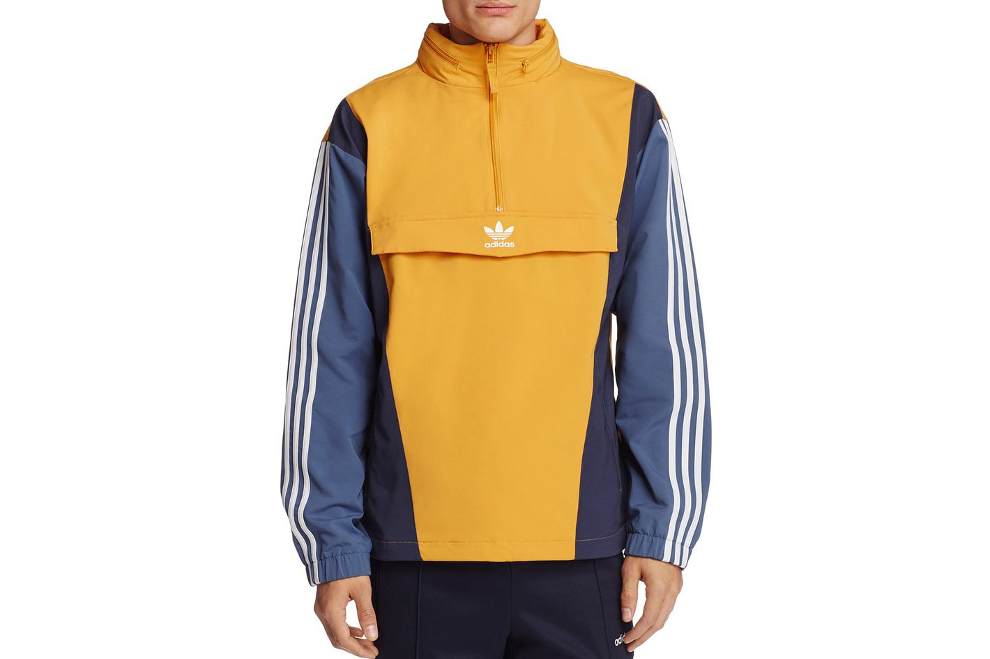 Adidas Color Block Anorak