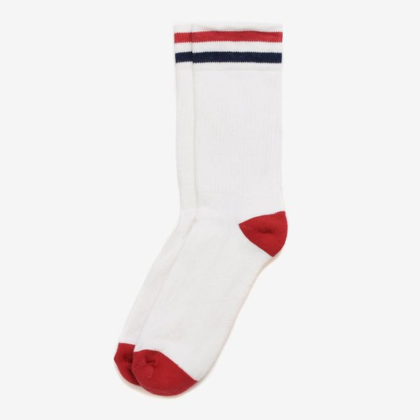 Twin Pack Navy STAY UP Kid/'s Sports Socks 2 Pairs with Stay On Technology