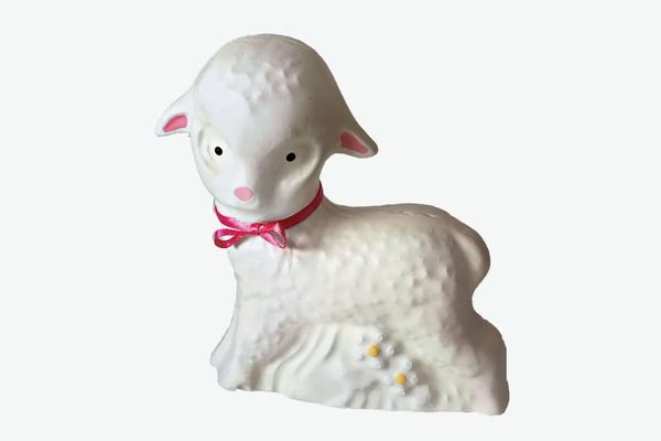 Big Fun Food White Chocolate Lamb
