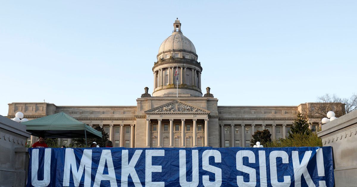 Kentucky Voters Rejected Austerity