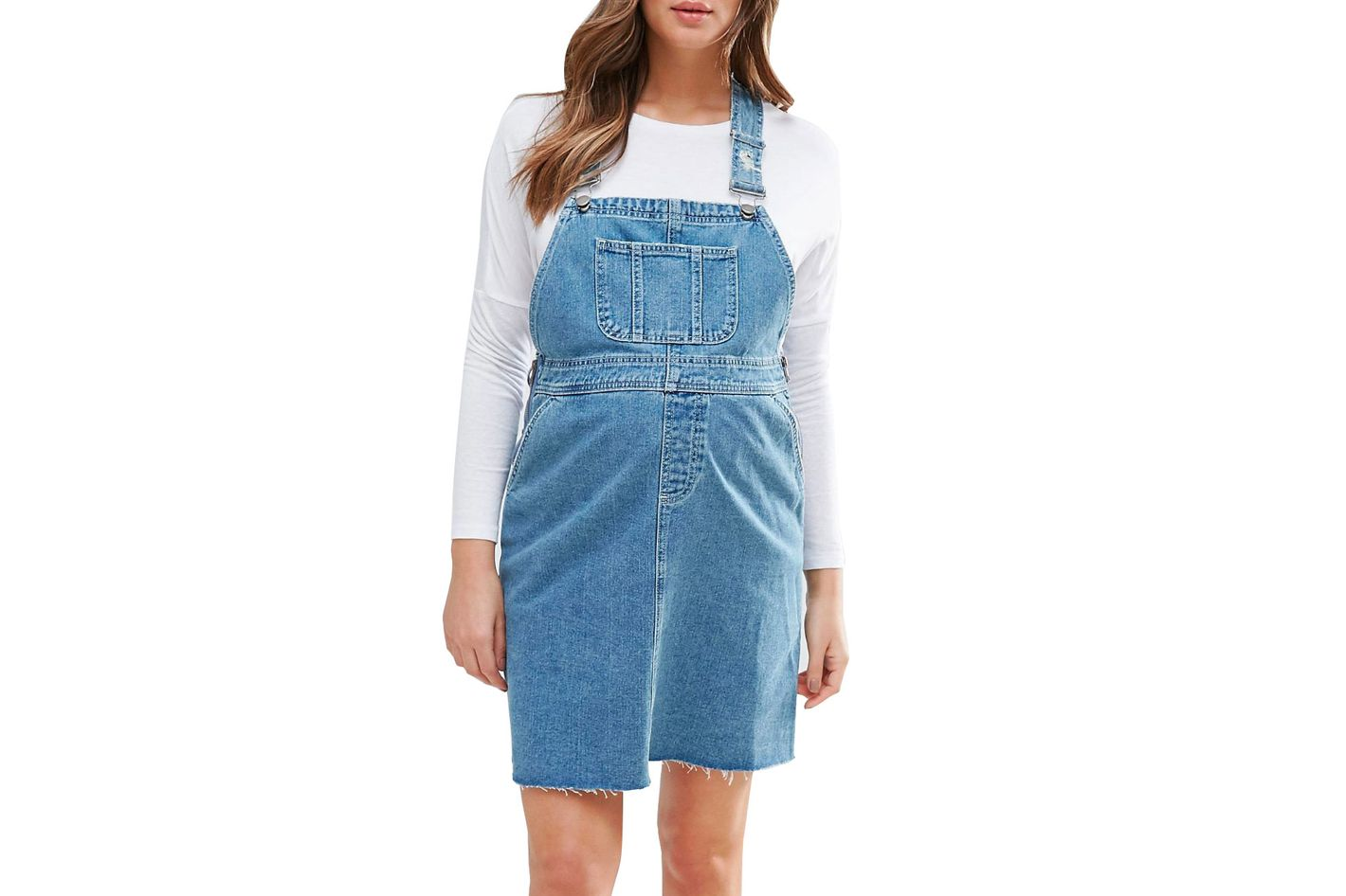 f699bb51404e Ask the Strategist  The Best Overalls for Pregnant Women