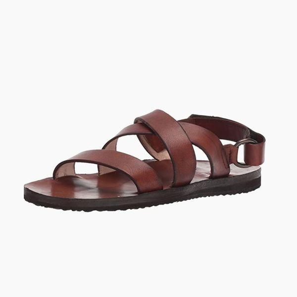 Frye Cape Strap Sandals