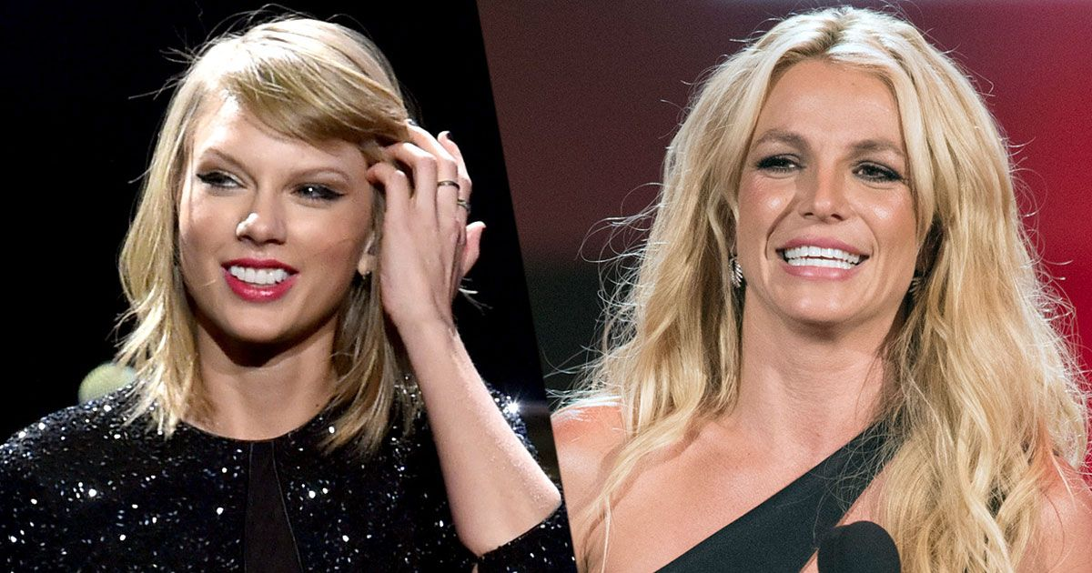Who S A Better Painter Taylor Swift Or Britney Spears