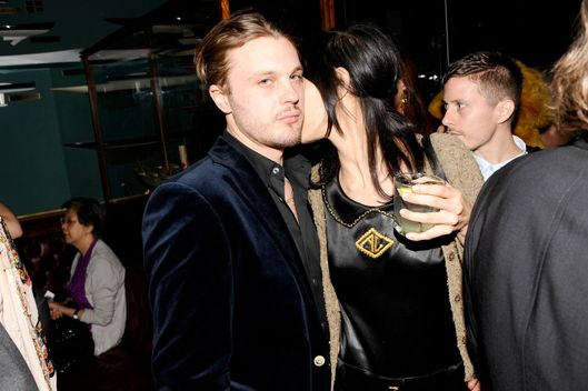 Michael Pitt, Jamie Bochert== MARC JACOBS S/S 2013 After Party== New York Yacht Club, NYC== September 10, 2012== ?Patrick McMullan== Photo - CLINT SPAULDING/PatrickMcMullan.com== ==