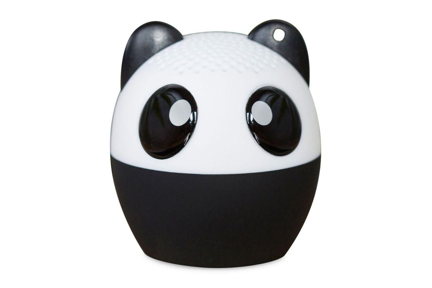 Swipe Panda Animal-Shaped Speaker