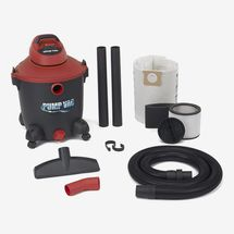 Shop-Vac 12-Gallon Wet/Dry Vacuum With Built-in Pump