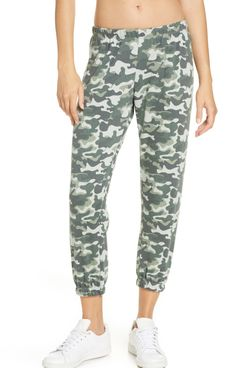 spiritual gangster camo sweatpants - strategist nordstrom half yearly sale best deals
