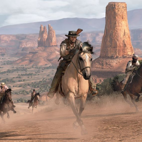 The Making of Rockstar Games' Red Dead Redemption 2