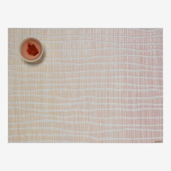 Chilewich Float Placemat Guava