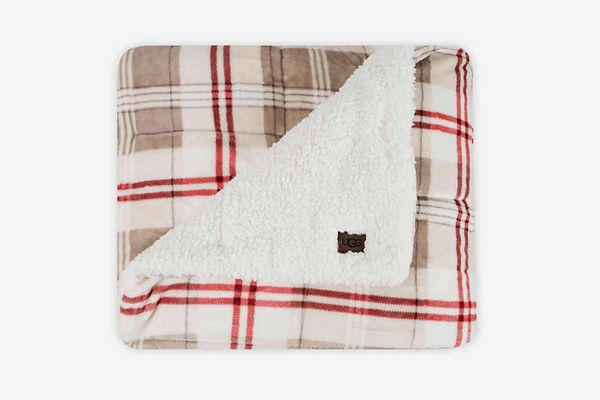 UGG Avalon Reversible Throw Blanket