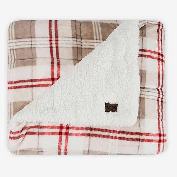 UGG Avalon Reversible Throw Blanket