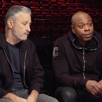 Jon Stewart And Dave Chappelle On Trump Sexism Louis Ck
