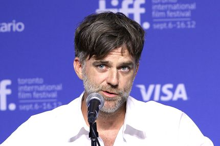 "Director Paul Thomas Anderson speaks at ""The Master"" Press Conference during the 2012 Toronto International Film Festival at TIFF Bell Lightbox on September 8, 2012 in Toronto, Canada."