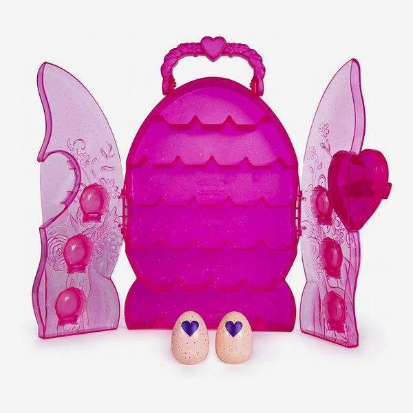 A Hatchimals CollEGGtibles Collector's Case with 2 Exclusive Hatchimals CollEGGtibles. The Strategist - Highly Coveted Hatchimals and Hatchimal Accessories Are Up to 73 Percent Off