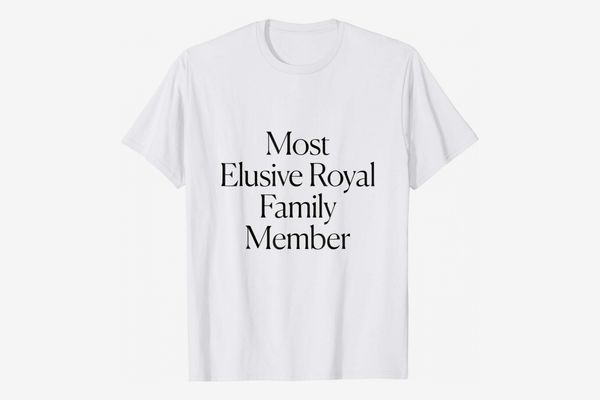 The Cut Most Elusive Royal Family Member Tee