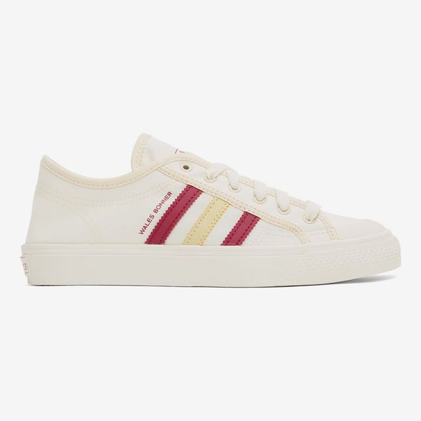 Wales Bonner Off-White Adidas Edition Nizza Sneakers
