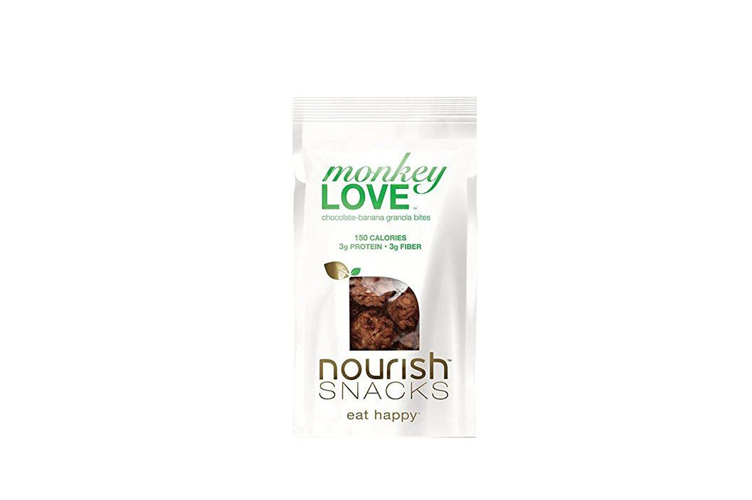 Nourish Snacks Monkey Love