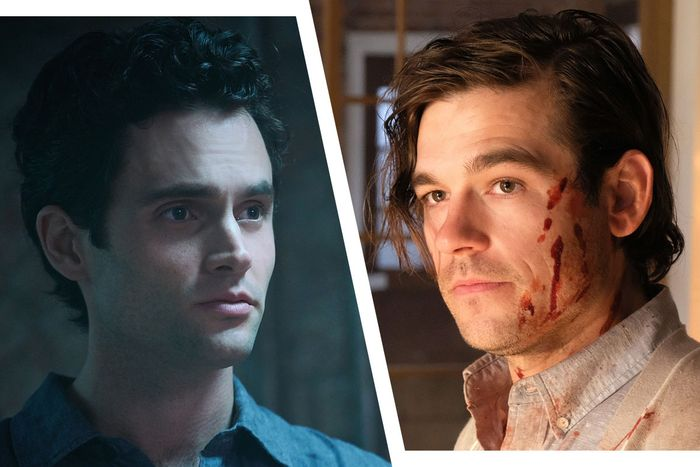 Joe in Netflix's You and Quentin in Syfy's The Magicians.