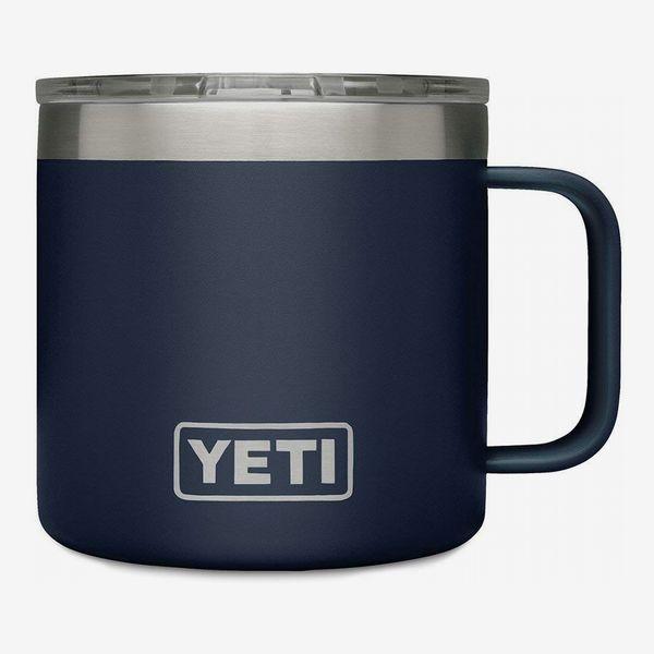 YETI Rambler 14-Ounce Stainless-Steel Vacuum-Insulated Mug