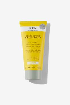REN Clean Screen Mineral Sun Cream SPF 30
