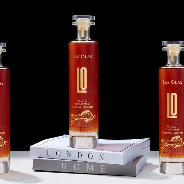 Las Olas Premium Spiced Rum